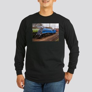 Sir Nigel Greasley - Steam Train Long Sleeve T-Shi